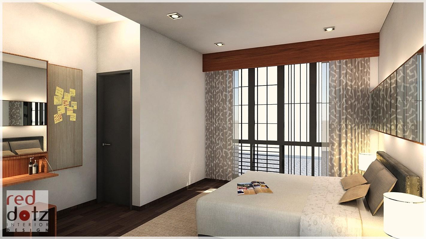 Bedroom interior design alam impian get interior design for Interior design malaysia