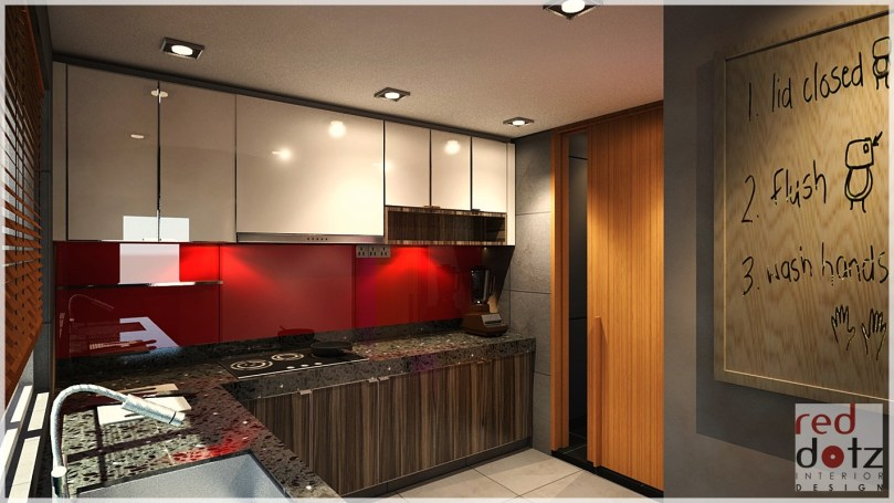 kitchen interior design malaysia photo 01