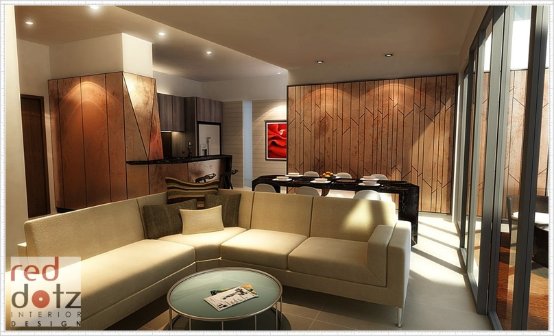 living room interior design 3d view subang malaysia 01