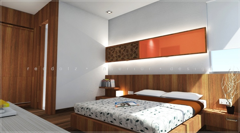 bedroom interior design Shah Alam