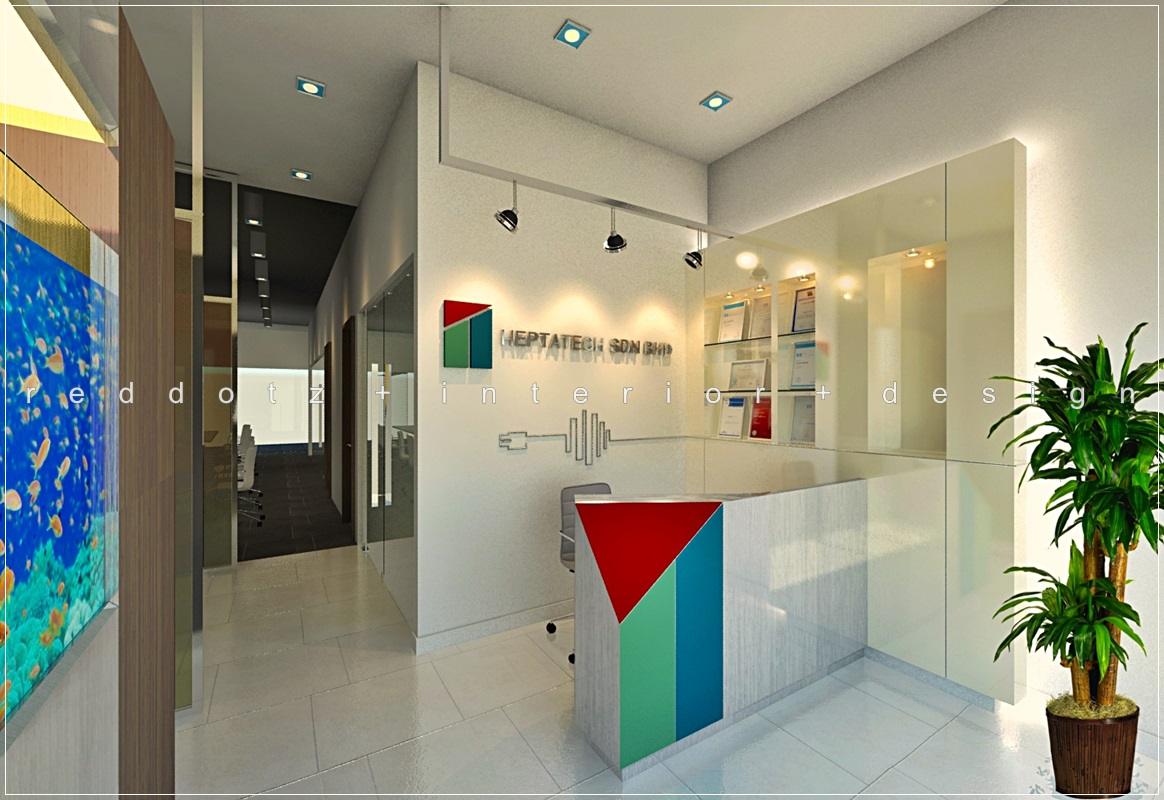 Office reception design sri petaling get interior design for Office design malaysia