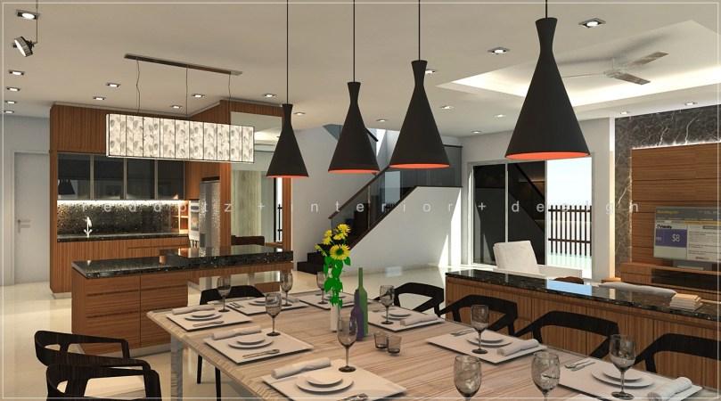 Living Room Design Shah Alam Malaysia