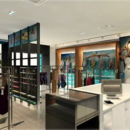 retail shop interior design Kuala Lumpur malaysia