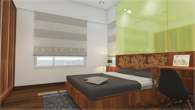 Setia Eco Park Bedroom Design