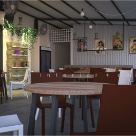 serdang kopitiam restaurant cafe design