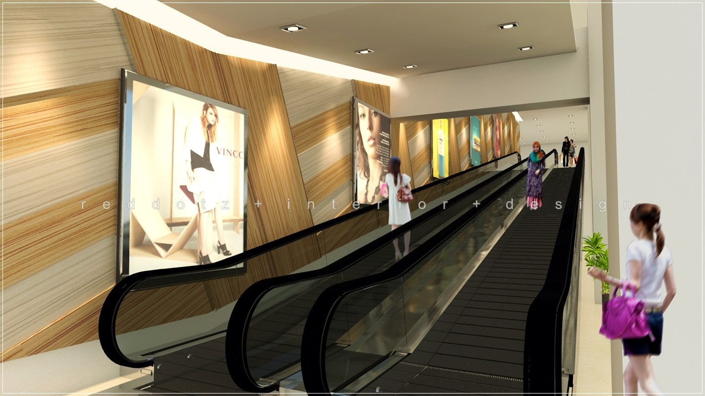 Kuantan shopping mall display wall design get interior for Wall designer online