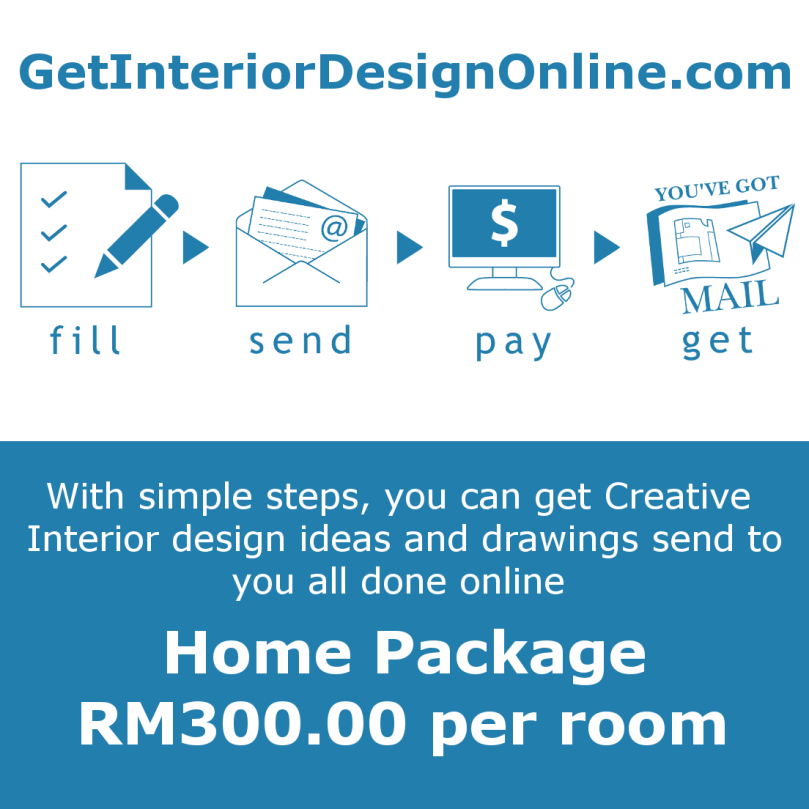 3d design fee package Malaysia