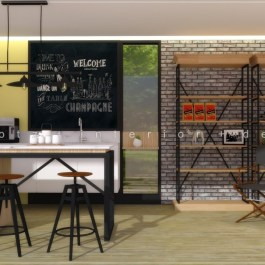 Industrial kitchen dining design malaysia