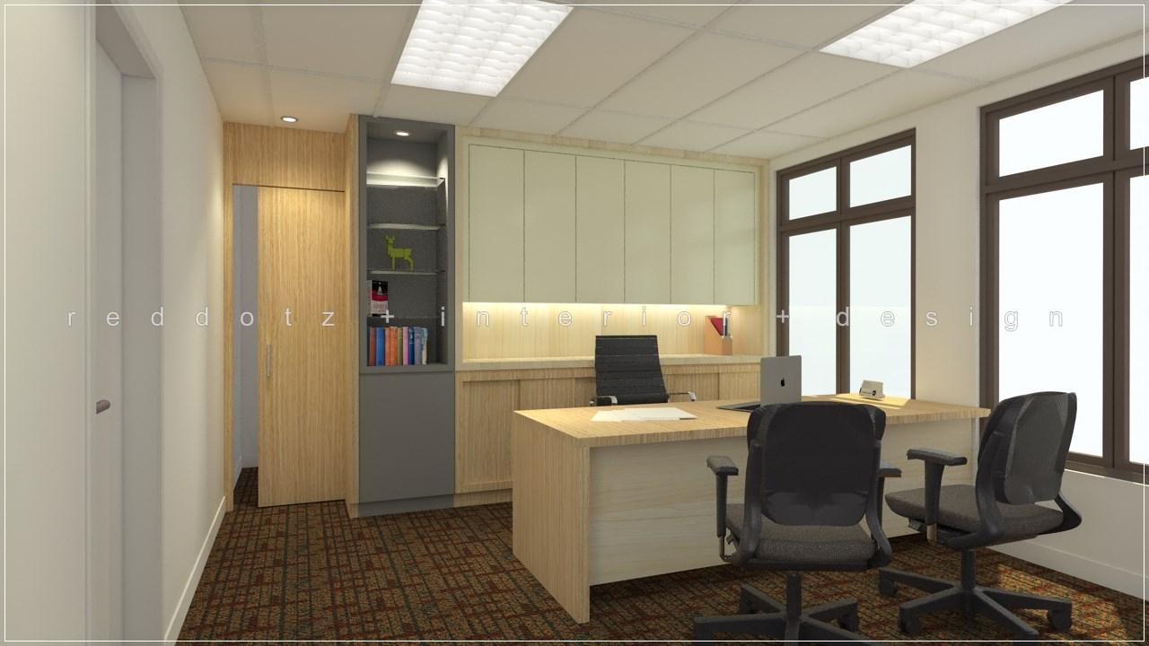 Office Arrangement Layout