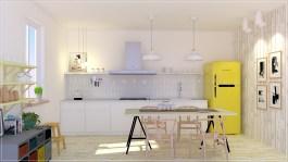scandinavian kitchen interior design malaysia