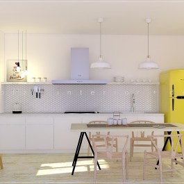 scandinavian kitchen interior design malaysia