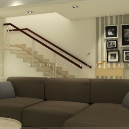 entrance foyer interior design malaysia