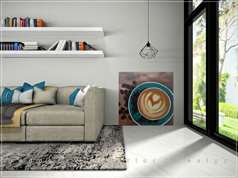 art Painting for home decoration malaysia