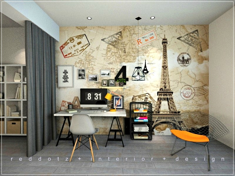 Affordable way for beautiful home interior design