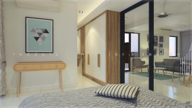 soho studio condo design singapore