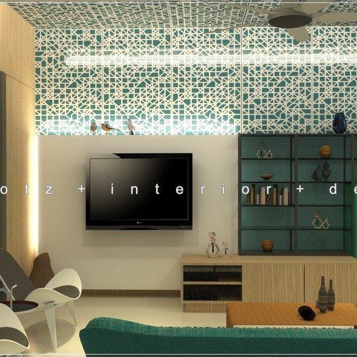 Scandinavian Living Room Design Malaysia