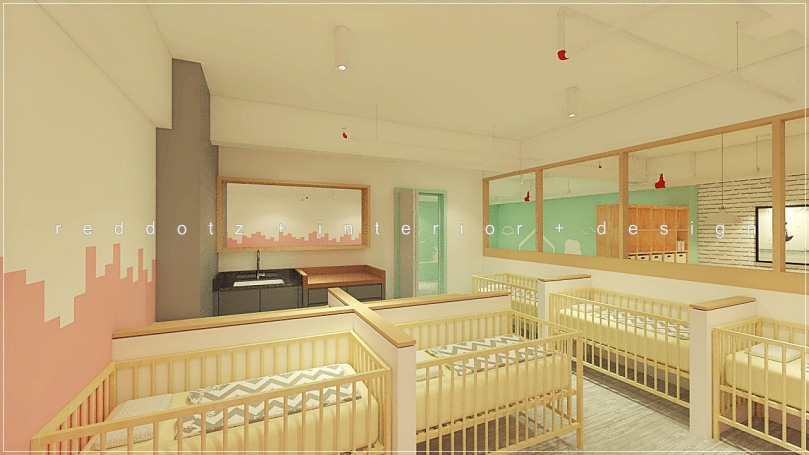 baby room design malaysia