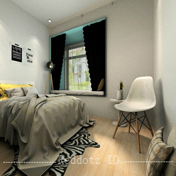 Bedroom Design 360 Panorama