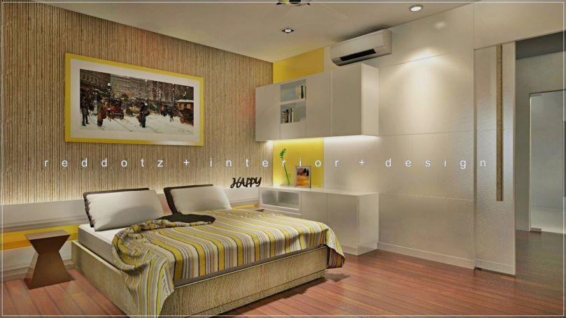 Soho Bedroom Design KL Malaysia