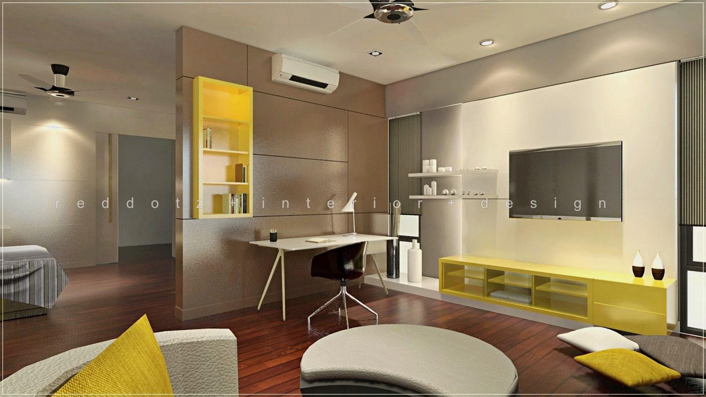 Soho Study Lounge Design KL Malaysia