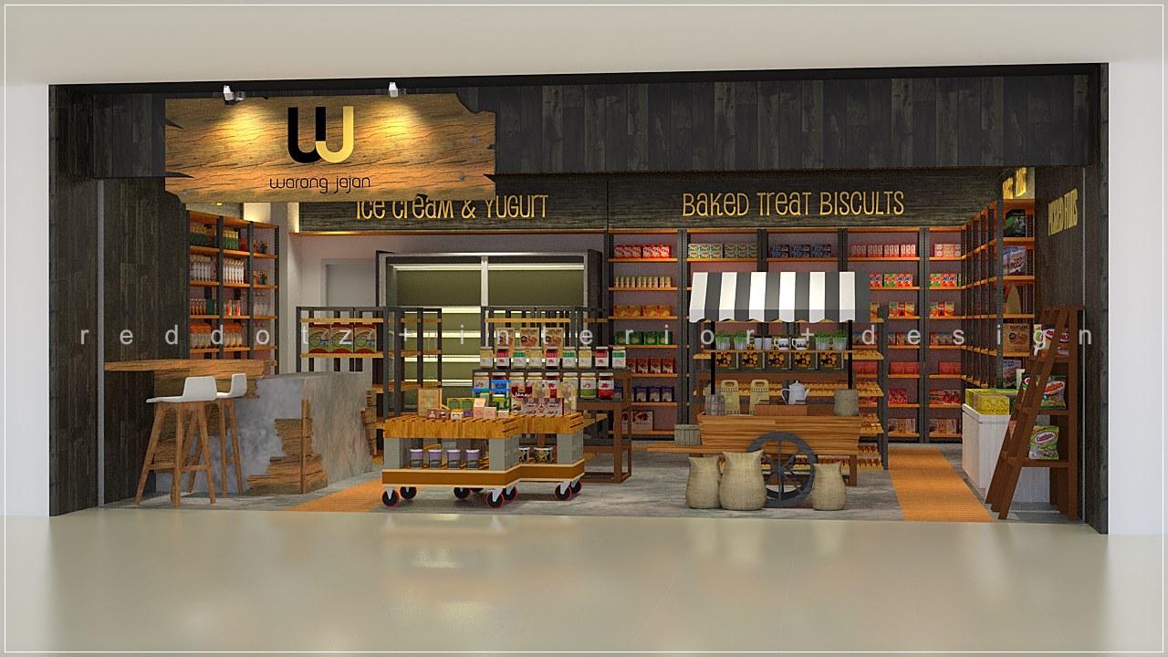 KLIA Airport Concept Shop Design Malaysia