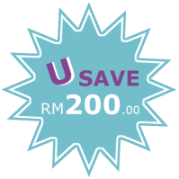 You Save 200