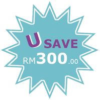 You Save 300