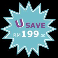 You Save 199