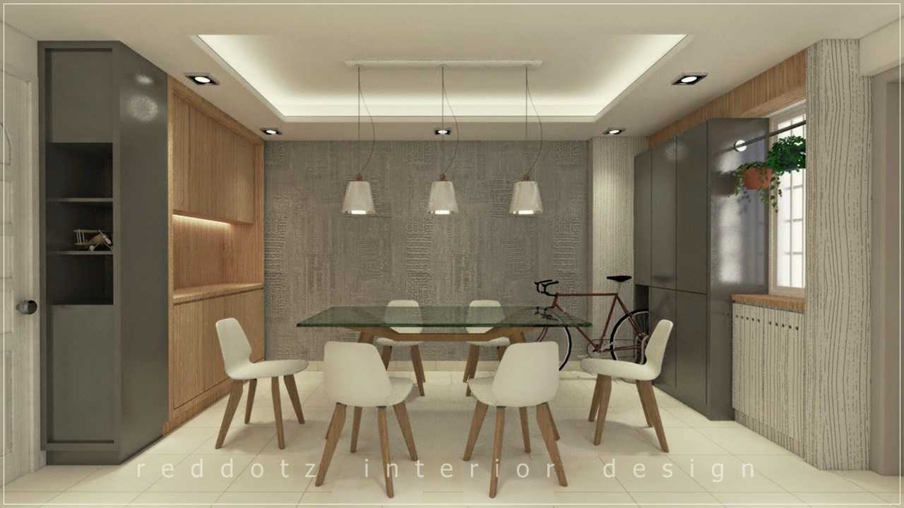HDB Home Dining Design Singapore