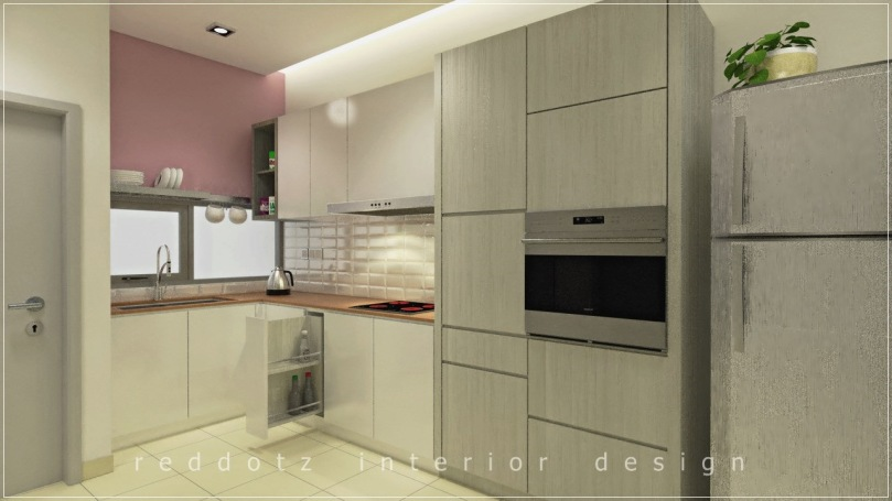 Rawang Residence Kitchen Design