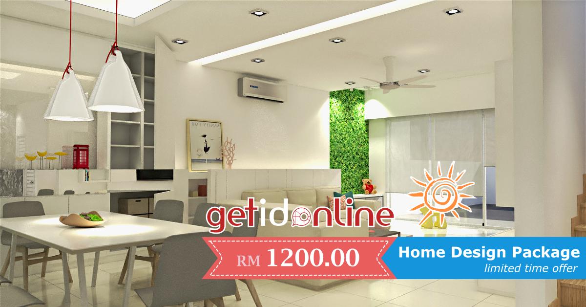 GetIDonline Condominium Home Design Package Promotion