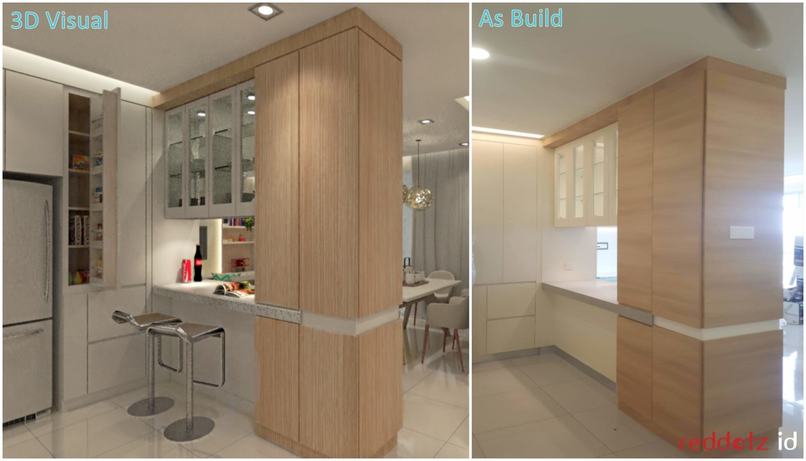 Malaysia Kitchen Design Before After 01