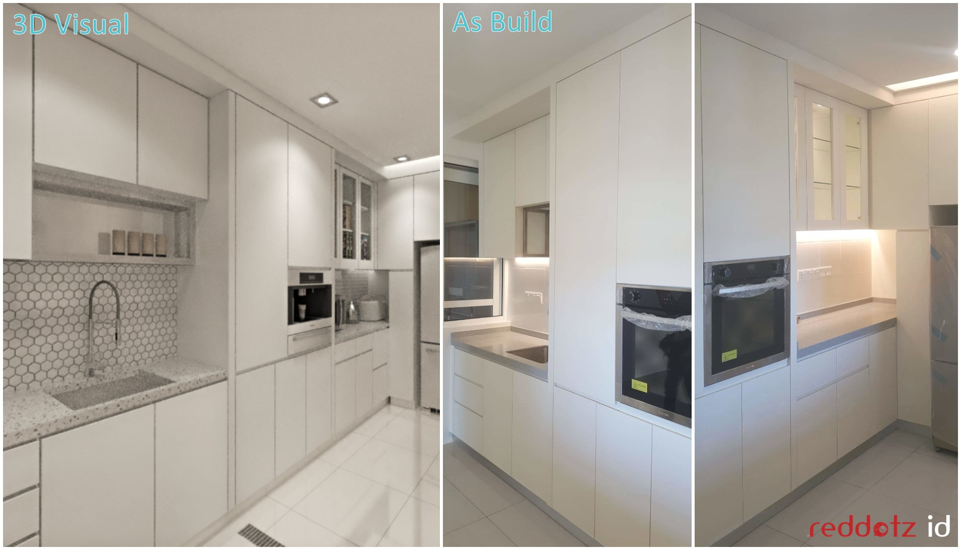 Malaysia Kitchen Design Before After 02