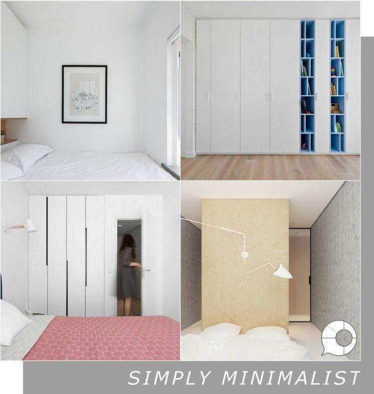 simply minimalist interior design theme